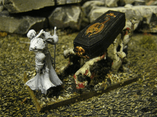 Warhammer Zombies